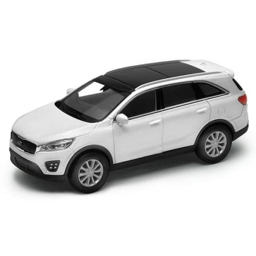 Машинка Welly Kia Sorento 1:34-39