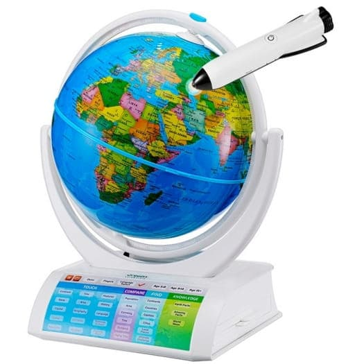 Интерактивный глобус Smart Globe Oregon Scientific Explorer AR