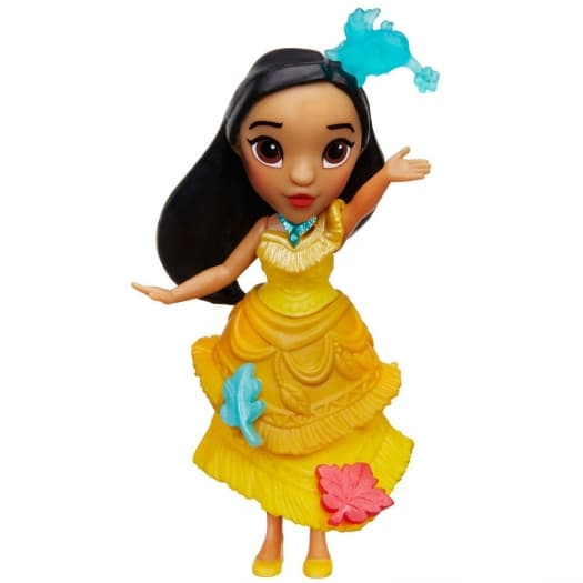 Игровой набор Disney Princess Мини-кукла Покахонтас (Hasbro)