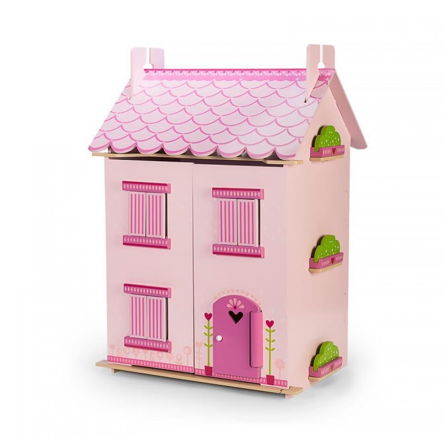 Видео кукольный дом 93
